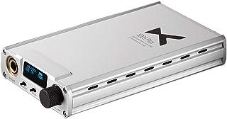 Xduoo XD-05 Plus Mini Headphone Amplifier XMOS XU208 AK4493EQ USB/Coax/Opt/Aux in 1000mW/32Ω Bluetooth Decoder Power Porta...