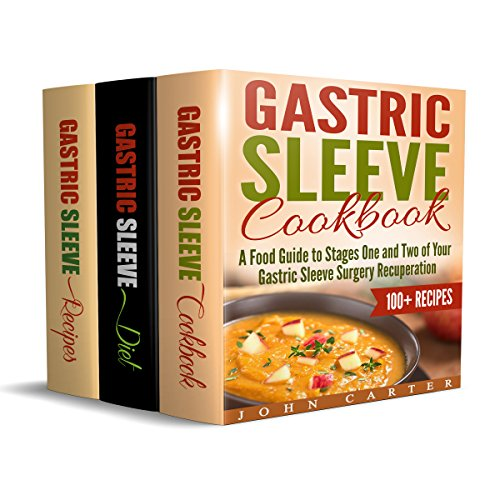 Gastric Sleeve: 3 in 1 Box Set  By  cover art