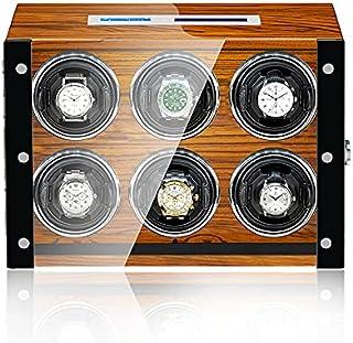 Afstandsbediening Automatische horloge wikkeling, stille anti-magnetische shaker, touchscreen met licht, mannen en vrouwen...