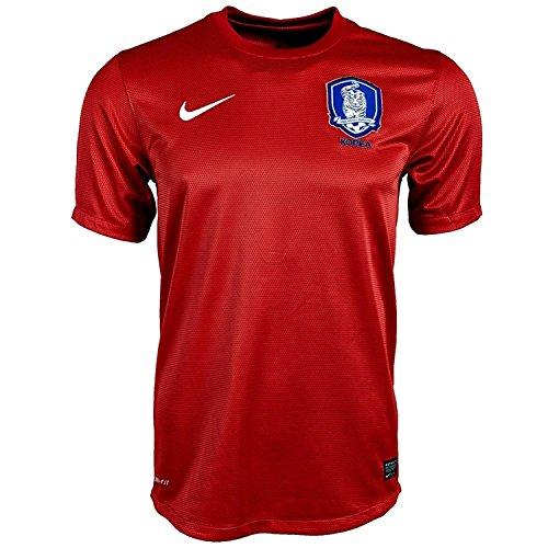 2012-13 South Korea Nike Home Football Shirt