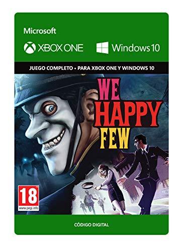 We Happy Few | Xbox One - Código de descarga