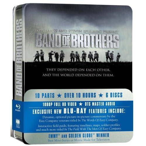 Band of Brothers - HBO Complete Series [Edizione: Regno Unito]