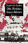 Dix petites anarchistes par Roulet