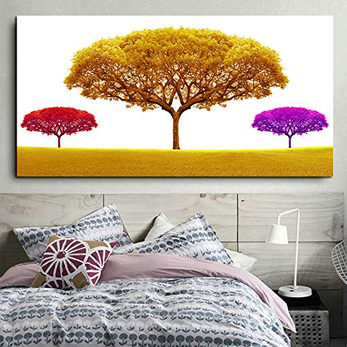 Leinwand HD-Drucke Poster Dekor für Home Wall Art Bilder Kunst Landschaft Landschaft Gemälde Framework