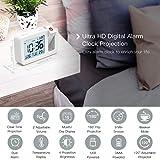 Zoom IMG-2 tedgem sveglia digitale con proiettore