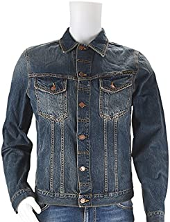 nudie jeans co ヌーディージーンズ 160441 ジャケット/アウター/デニム [並行輸入品]