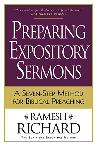 developing a sermon - 7