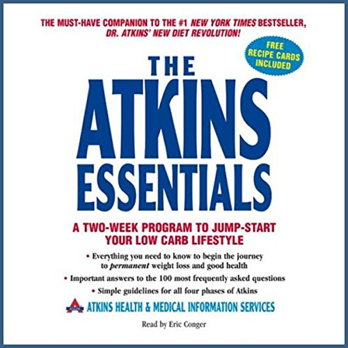 The Atkins Essentials cover art