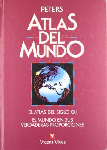 Atlas Del Mundo. Proyección De Peters - 9788431628659 ⭐