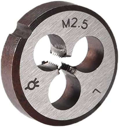 M36 20 mm de diam/ètre argent 1x Porte-fili/ère en alliage d/étachable de poign/ée de coupeur rondes cl/é usin/ée pour M3