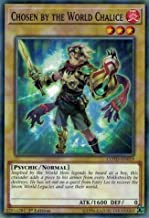Yugioh 1st Ed Chosen by the World Chalice COTD-EN019 Common 1st Edition Code of the Duelist Cards
