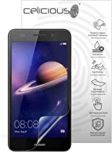 Celicious Impact Anti-Shock Shatterproof Screen Protector Film Compatible with Huawei Honor Holly 3