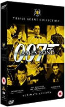 James Bond: Ultimate Golden Triple Pack