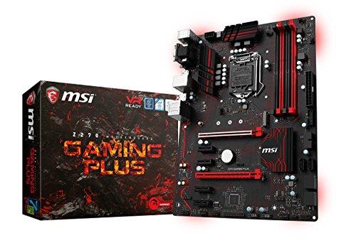 MSI Arsenal Gaming Intel Kaby Lake Z270M DDR4 HDMI USB 3 Crossfire ATX...
