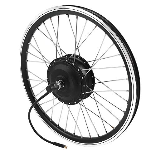 "Kits de conversión de Bicicleta eléctrica, Rueda de 20 ""24 V 250 W Motor KT900S Pantalla LED Kits de conversión de Bicicleta eléctrica Cable Impermeable para Motor saliente(Rear Drive)"