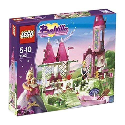 LEGO Belville 7582 - Königliches Sommerschloss