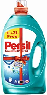 Persil HF Detergent Gel, 5 Liter, Pack of 1