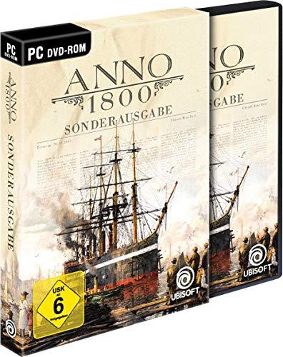 Anno 1800 Sonderausgabe (inkl. Soundtrack und Lithographien) - [PC]