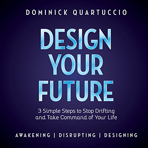 Design Your Future audiobook cover art