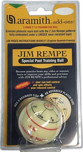 Aramith Jim Rempe Training Cue Ball 2-1/4'...