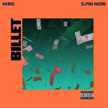 Billet (feat. S.Pri Noir)