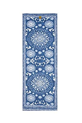 """Yogitoes Yoga Mat Towel Print, Gejia, 68"""""""