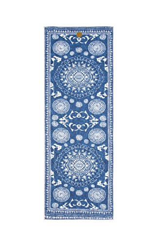 Yogitoes Yoga Mat Towel Print, Gejia, 68