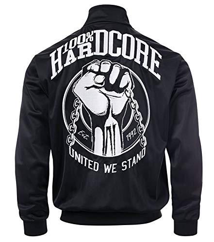 100% Hardcore Trainingsjacke United (S)