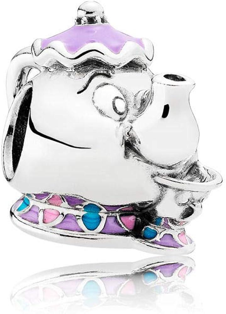 Pandoro ciondolo charm disney,in argento sterling 925 792141ENMX