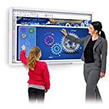 """Multi-Touch Smart Board 65"""" Interactive Board Flat Panel for Classroom; Meeting and collaborative presentations."""