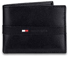 Bifold closure GENUINE LEATHER: Crafted out of soft leather, our stylish wallet combines elevated design and straightforward functionality. Say farewell to your old worn-out wallet and hello to this high quality wallet that won't stretch out over tim...