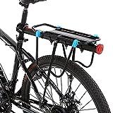 Staright Verstellbarer Fahrradträger Gepäckträger aus Aluminiumlegierung...