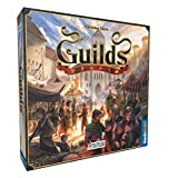 Guilds Board Game | Strategy Game | Adventure Board Game for Family and Adults | Fun Game for Game Night | Ages 12 and up | 2 to 4 Players | Average Playtime 60 - 90 Minutes | Made by Giochi Uniti