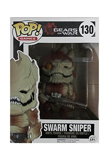 Funko Gears of POP! Video Games Swarm Sniper Exclusive Vinyl Figure #130