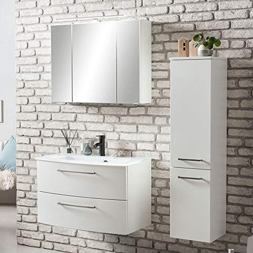 Lomadox -   Badezimmer Set matt