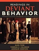 Best readings in deviant behavior thio Reviews