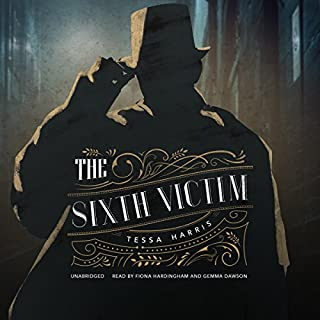 The Sixth Victim audiobook cover art