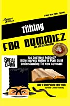 Tithing for dummiez: Has God Been Robbed?