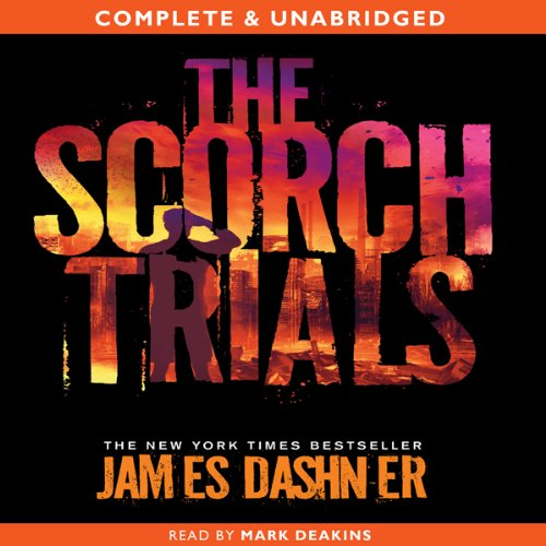 The Scorch Trials cover art