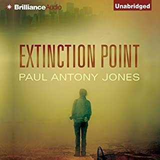 Extinction Point audiobook cover art