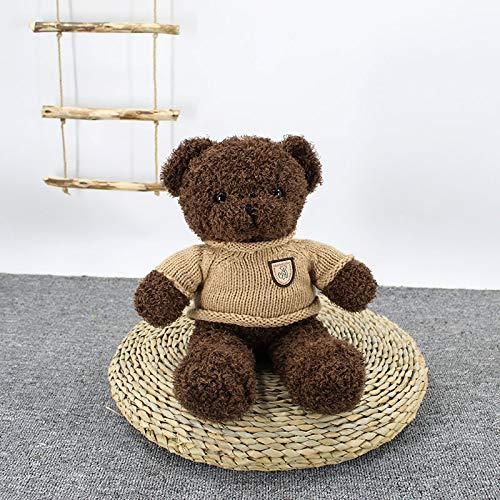 CZZJH Teddy Bear Doll Plush ToyRag Doll Plush Toy