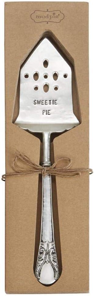 Mud Pie Thanksgiving Carded Pie Serving Utensil