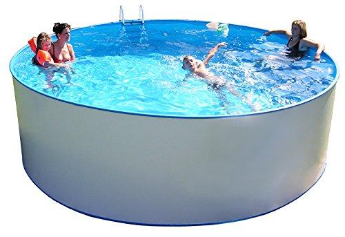 Planet Pool Rundbecken 400x110cm (SW:0,4 IA:0,4) Einhängebiese (S2-60)