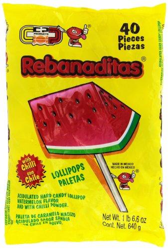 Vero Rebanaditas/Risandias Watermelon, 40Piece