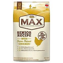 Nutro Max Natural Senior Recipe