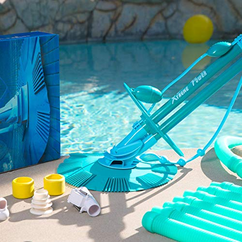 XtremepowerUS 75037 Climb Wall Automatic Pool Cleaner