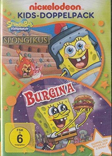 SpongeBob Schwammkopf - Spongikus / Burgina (2-DVD-Set)