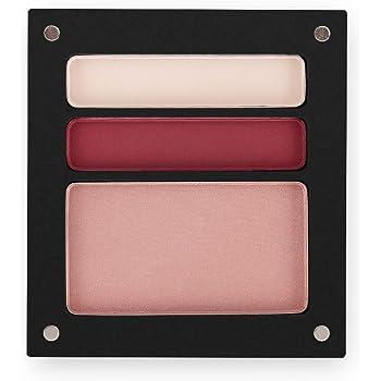 Jolly Dim Makeup - Set de maquillaje de noche para ojos y mejillas: 2 sombras de ojos + 1 colorete. Acabado mate. Paleta de maquillaje para rostro y ojos: Amazon.es: Belleza
