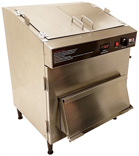 Benchmark USA 51026A 26 gal Tortilla Chip Warmer, Stainless Steel