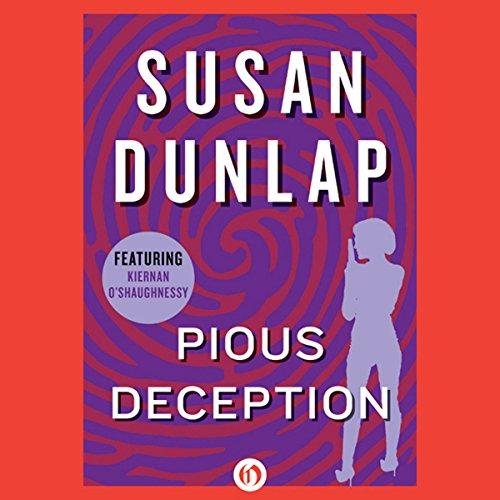 Pious Deception audiobook cover art